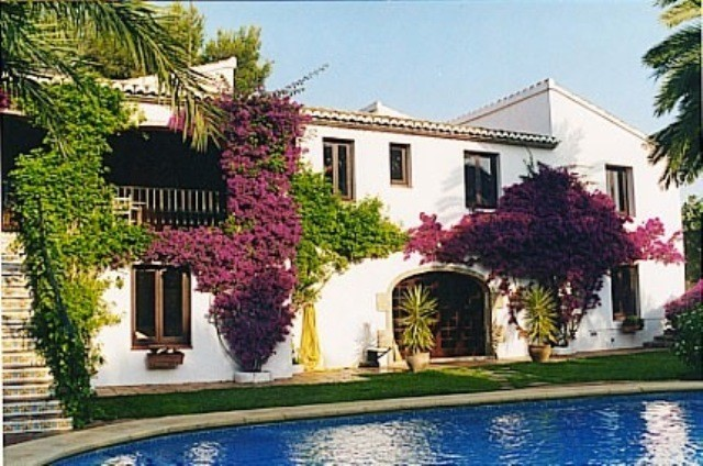 6 Bed Detached villa For Sale in Javea