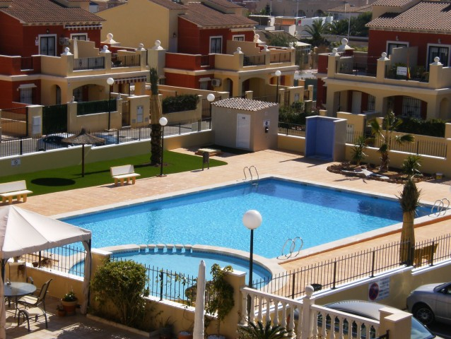 2 Bed Bungalow For Sale in Aguas Nuevas