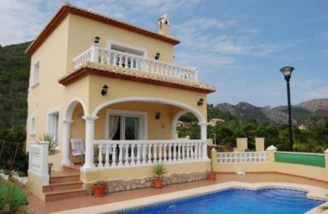 3 Bed Detached villa For Sale in Sagra