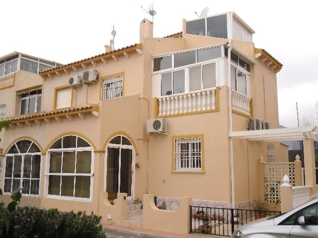 3 Bed Townhouse For Sale in Playa Flamenca