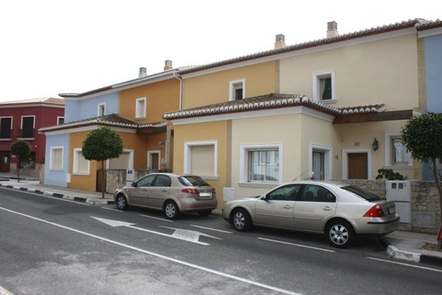 3 Bed Townhouse For Sale in Benimeli