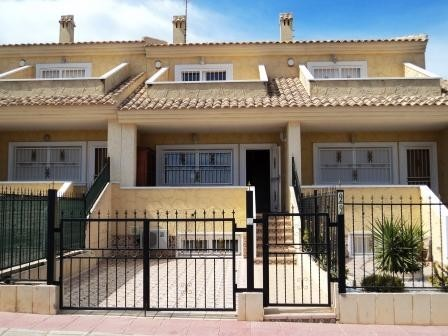4 Bed Townhouse For Sale in Punta Prima