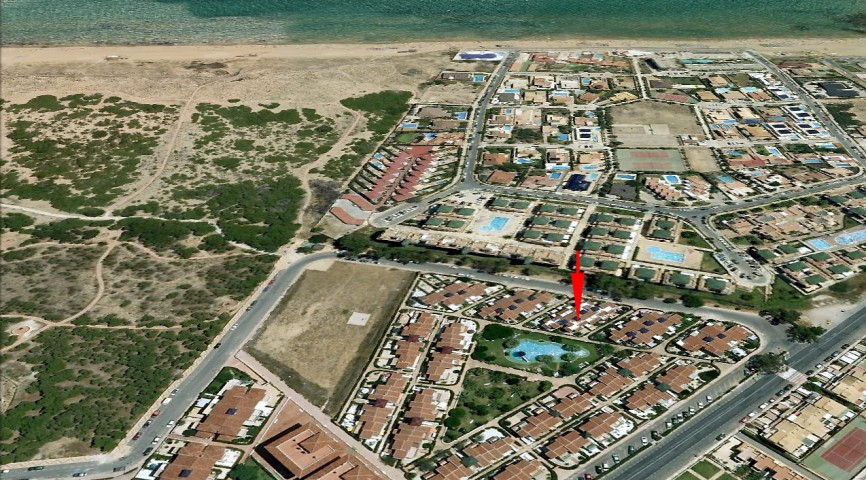 3 Bed Townhouse For Sale in Torrevieja