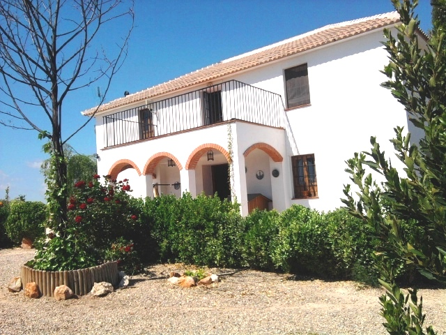 8 Bed Cortijo For Sale in Salar