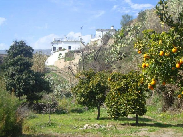3 Bed Cortijo For Sale in Ugijar