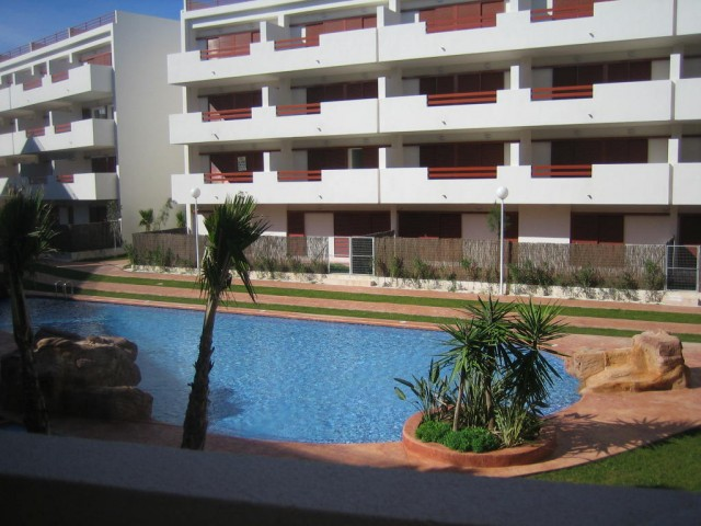 2 Bed Apartment For Sale in Playa Flamenca Beach