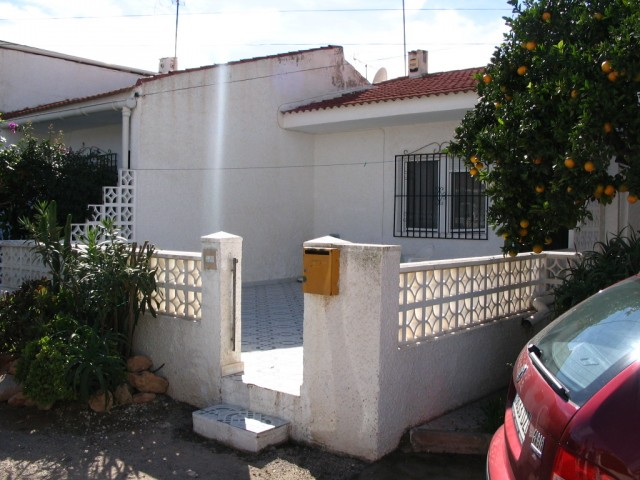2 Bed Bungalow For Sale in La Torreta III