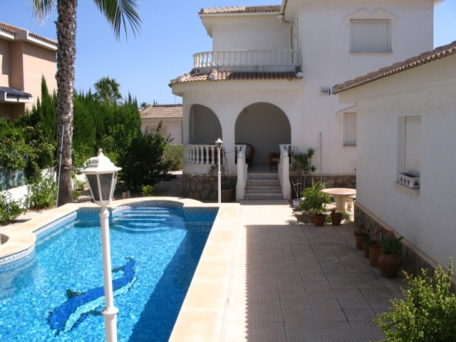 3 Bed Detached villa For Sale in Ciudad Quesada