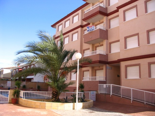 1 Bed Apartment For Sale in Algorfa