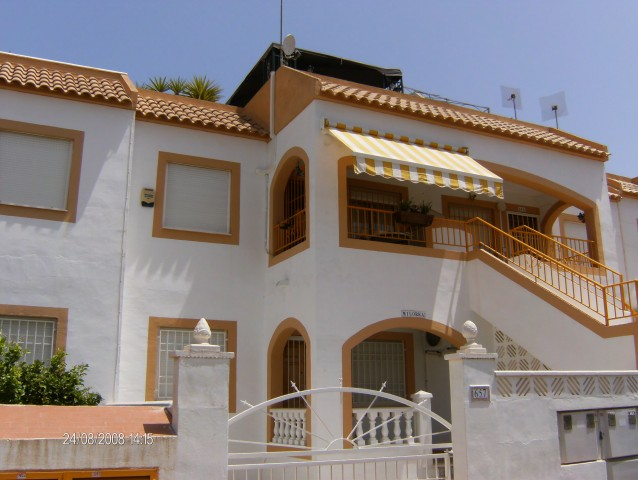 2 Bed Bungalow For Sale in Torrevieja