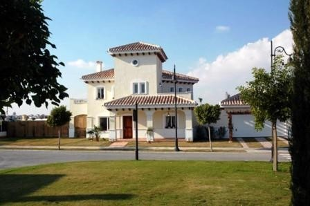 4 Bed Detached villa For Sale in Torre Pacheco