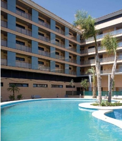 1 Bed Apartment For Sale in Albir