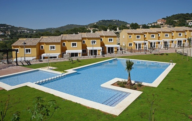 3 Bed Townhouse For Sale in Calpe