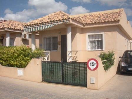 2 Bed Semi-Detached For Sale in La Zenia