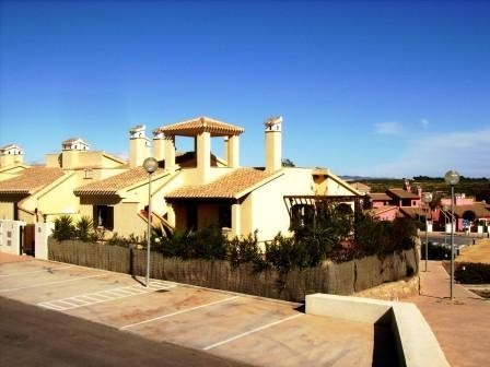 2 Bed Semi-Detached For Sale in Hacienda del Alamo Golf Resort