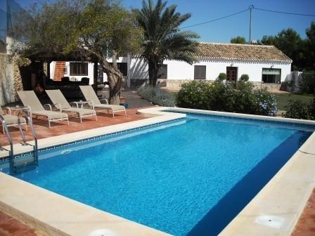 3 Bed Country Property For Sale in Balsicas